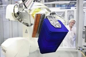proceso de fabricación de los paneles solares fotovoltaicos