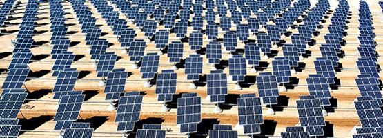 plantas solares industriales