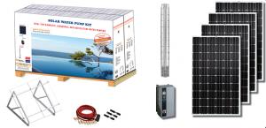 sitecno solar water pump