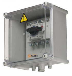 sirecno solar isolation switch